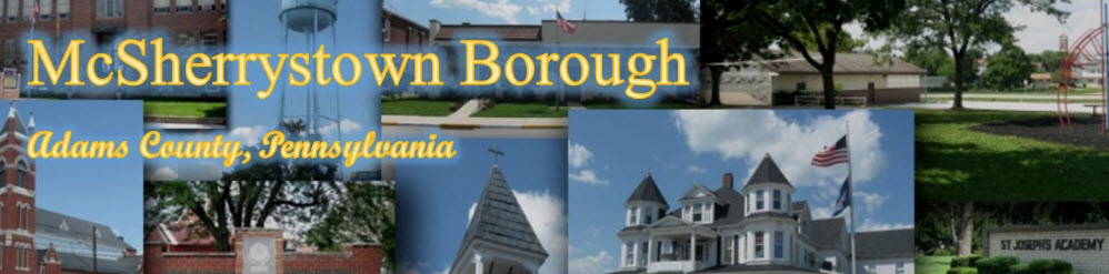 McSherrystown Borough Police Department, PA Public Safety Jobs