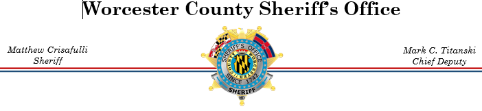 Worcester County Sheriff's Office, MD Public Safety Jobs