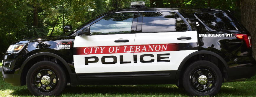 Lebanon City Police Department, PA Public Safety Jobs