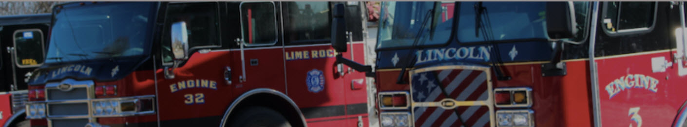 Lime Rock Fire Department, RI Public Safety Jobs