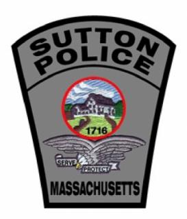 Sutton Police Department, MA Public Safety Jobs