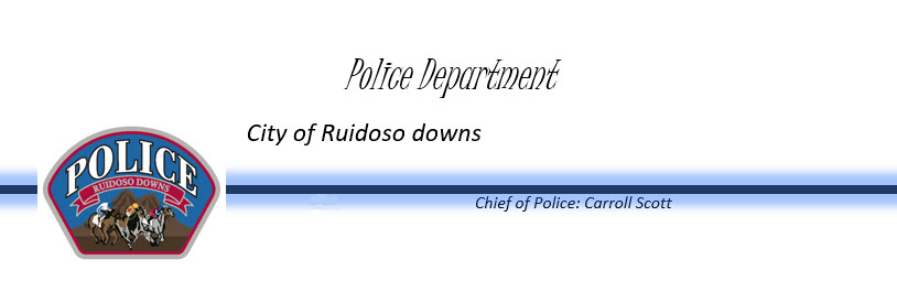 Ruidoso Downs Police Department, NM Public Safety Jobs