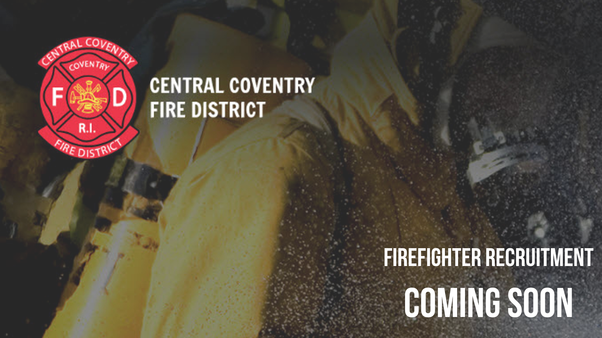 Central Coventry Fire District, RI Public Safety Jobs