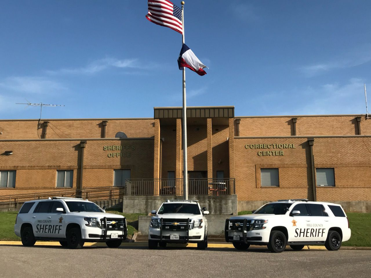 Hill County Sheriff's Office, TX Public Safety Jobs