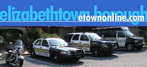 Elizabethtown Borough Police Department, PA Public Safety Jobs