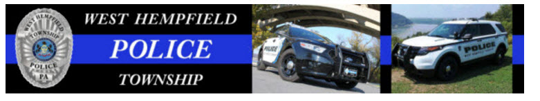 West Hempfield Township Police Department, PA Public Safety Jobs
