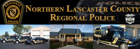 Northern Lancaster County Regional Police, PA Public Safety Jobs