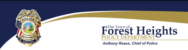 Forest Heights Police Department, MD Public Safety Jobs