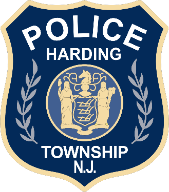 Harding Township Police Department, NJ Public Safety Jobs