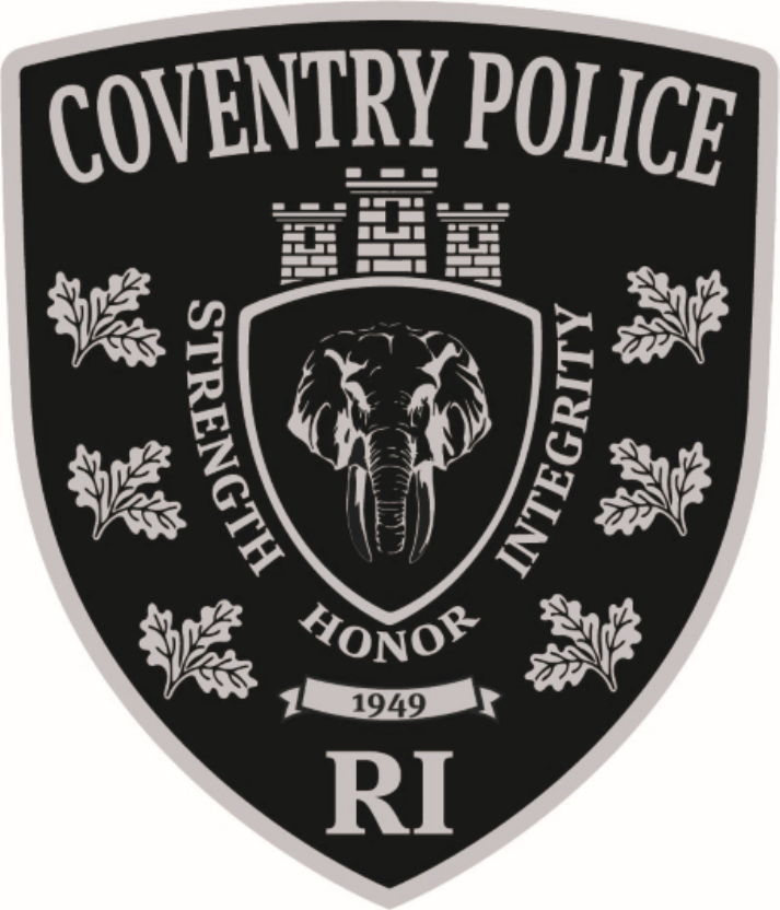 Coventry RI Police Department, RI Public Safety Jobs