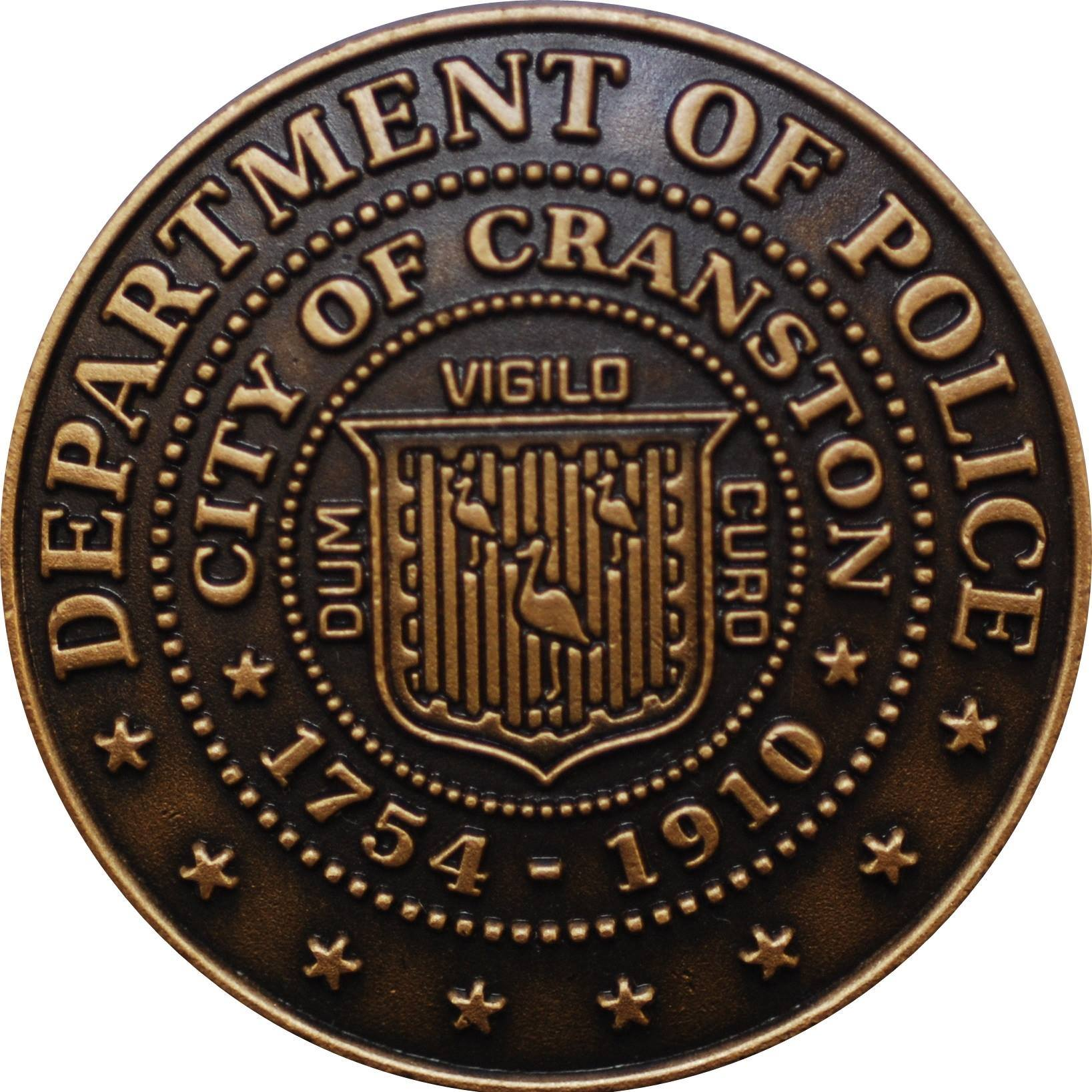 Cranston Police Department, RI Public Safety Jobs