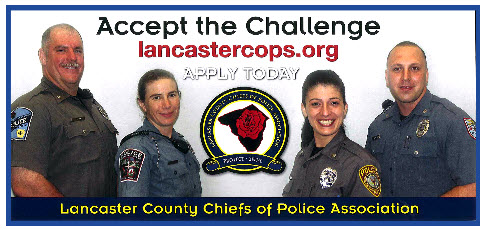 Lancaster County Chiefs of Police, PA Public Safety Jobs
