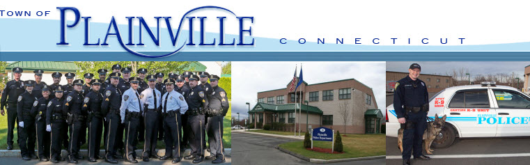 Plainville Police Department, CT Public Safety Jobs