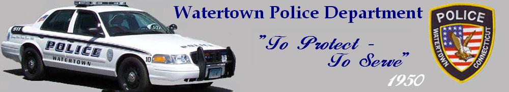 Watertown, CT Public Safety Jobs