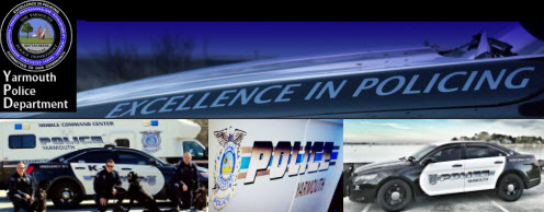 Yarmouth MA Police Department   PublicSafetyApp