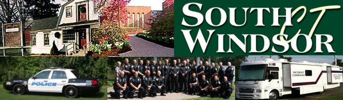 South Windsor Police Department, CT Public Safety Jobs